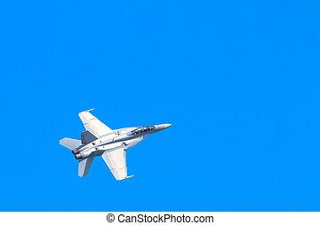F-18 Hornet - Australia's F-18 Super Hornet performing at...
