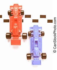 f1, fórmula uno, coche de carreras, vendimia