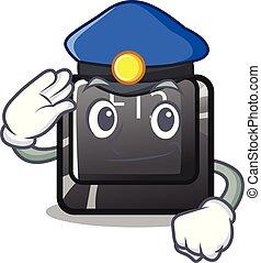 f12, κουμπί , γουρλίτικο ζώο , αστυνομία , πληκτρολόγιο