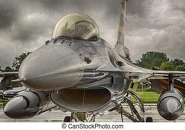 f16, vadászrepülőgép