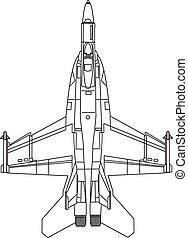 f22, myśliwski gagat