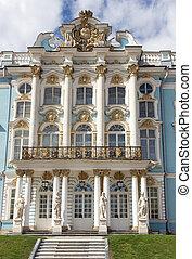 façade,  catherine, Palácio