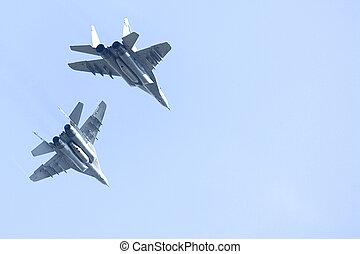 f/a-18, harcosok, sugárhajtású repülőgép, lódarázs