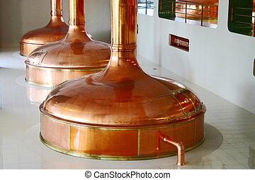 fabbrica birra, boemo