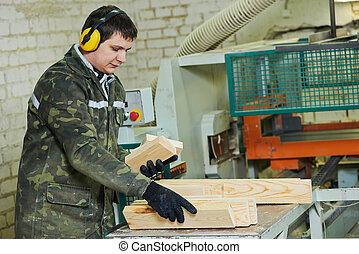 fabbricazione, legno, elaborazione