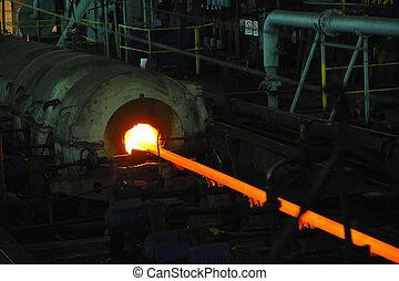 fabbricazione, tubi per condutture