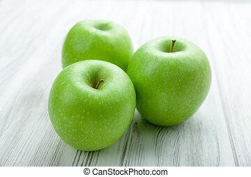 fabbro, mela, nonna