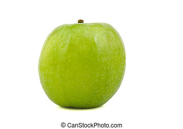 fabbro, mela verde, nonna