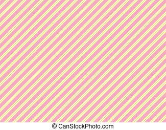 fabr, muestra, vector, rayado, diagonal