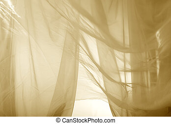 fabric abstract material background light