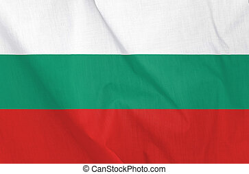 Fabric Flag of Bulgaria