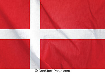 Fabric Flag of Denmark