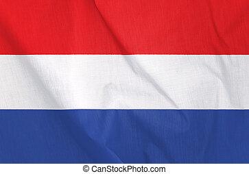 Fabric Flag of Netherlands