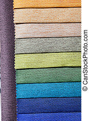 fabric samples for textil - samples of upholstery fabrics...