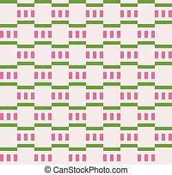 Fabric seamless pattern.