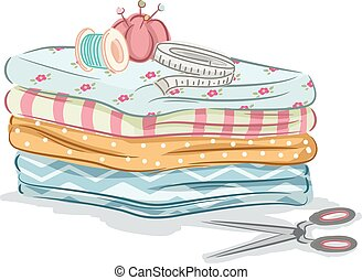 Fabric Sewing