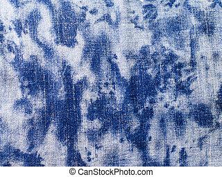 Fabric texture close up