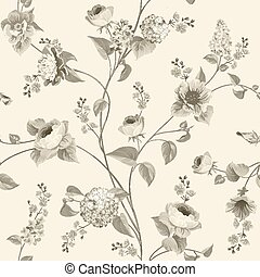 Fabric texture pattern.