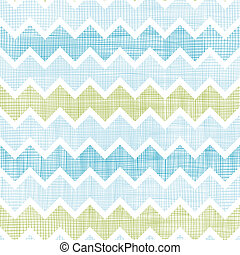 Fabric textured chevron stripes seamless pattern background...