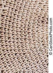 fabric textured macro