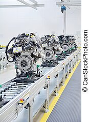 fabricando, de, a, novo, motores