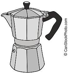fabricante espresso, clássicas