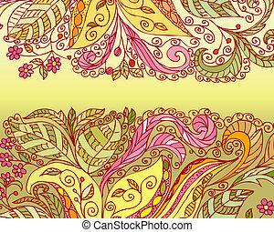 Fabulous abstrakny pattern