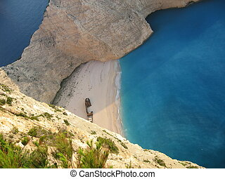 fabulous beach - stunning beach in greece