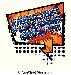 Fabulous Personal Growth