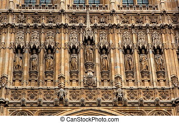 Houses of Parliament. London. UK