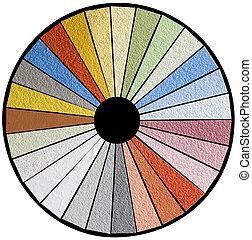 Facade Color Swatch Cutout