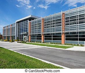 facade costruzione, ufficio