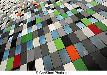 facade, faciliteiten, huisvesting, campus, student
