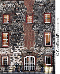 facade, historisch gebouw
