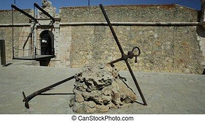 Fort of Ponta da Bandeira - Facade of Fort of Ponta da...