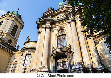 Cathedral in Lviv