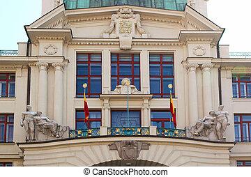 New Prague City Hall