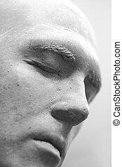 faccia pietra