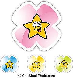faccia stella