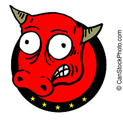 Face bull