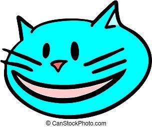 Face cat
