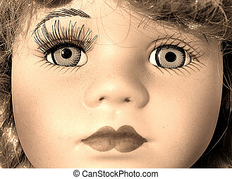 Face doll