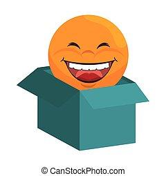 face emoticon smiling