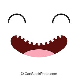 face happy emoticon icon