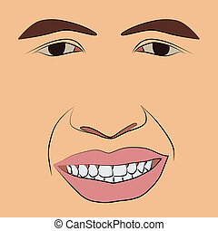 Face Man