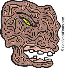 Face monster