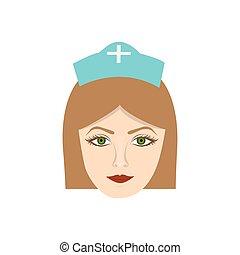 face nurce icon image