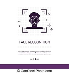 Face Scan System Recognition Biometric Identification...