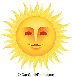 face soleil