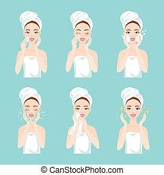 Face wash 01
